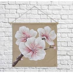 kakemono fleurs de cerisier