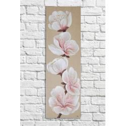 tableau cerisier en fleurs