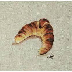 tissu croissant