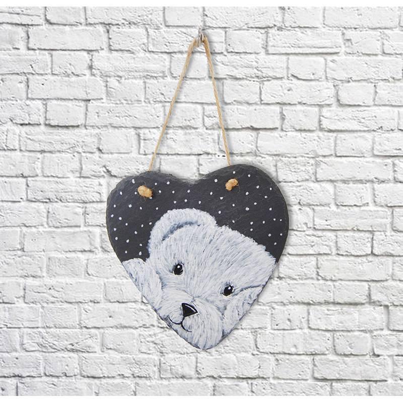 ours blanc déco chambre bébé