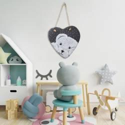 décoration murale chambre d'enfant