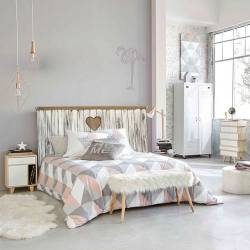 linge de lit hygge decor scandinave shabby chic textile literie. Black Bedroom Furniture Sets. Home Design Ideas