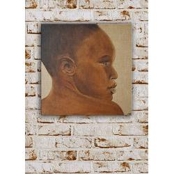 tableau art africain