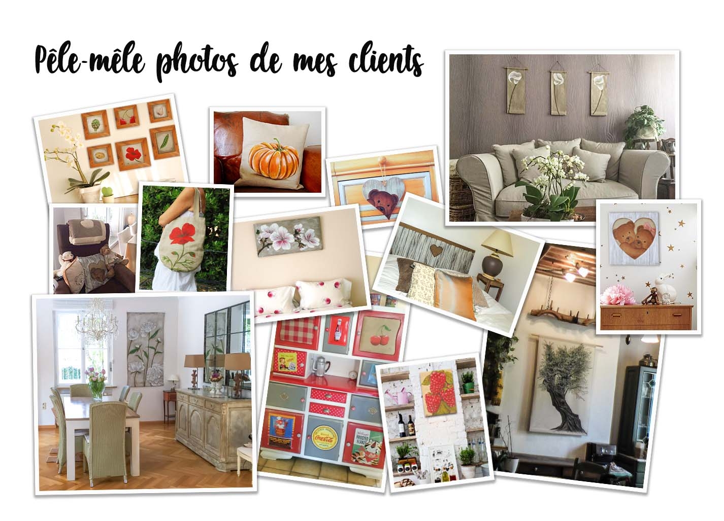 photos clients in situ